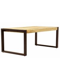Konferenčný stolík z mangového dreva