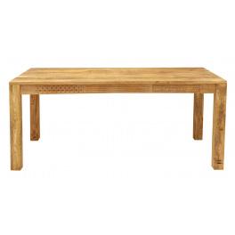 Jedálenský stôl Manu 175x90 z mangového dreva
