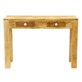 Konzolový stôl Manu z mangového dreva