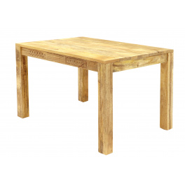 Jedálenský stôl Manu 140x90 z mangového dreva