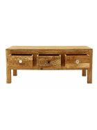 Konferenčný stolík Manu z mangového dreva