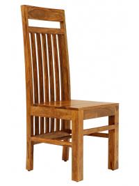Stolička Heritage z indického masívu palisander