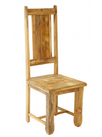 Stolička Devi z mangového dreva