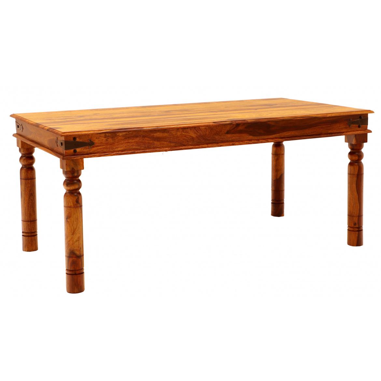 Jedálenský stôl Jali 175x90 z indického masívu palisander