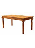 Jedálenský stôl Jali 200x90 z indického masívu palisander