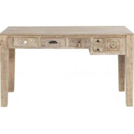 Písací stôl Manu 135x76x60...