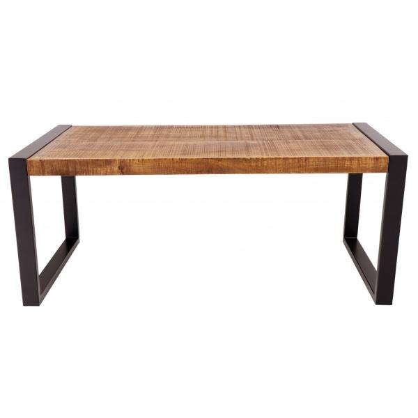 indickynabytok.sk - Konferenčný stolík Retro 110x45x60 indické mango Mango natural
