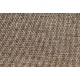 Polstrovaný taburet s poťahom 40x45x40 z masívu palisander