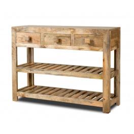 Konzolový Stôl Hina z mangového dreva
