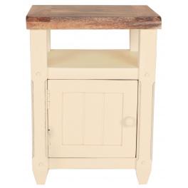 Nočný stolík Dhari 45x60x40...