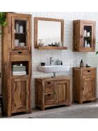 Kúpeľňový set Amba z indického masívu palisander