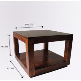 Konferenčný stolík z indického masívu palisandra