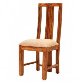Stolička čalúnená Tara 40x108x45 indický masív palisander