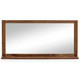 Zrkadlo Amba 60x130x2,5 indický masív palisander