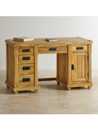 Písací stôl Devi z mangového dreva