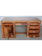Písací stôl z indického masívu palisander
