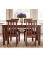 Jedálenský stôl Rami 140x90 z indického masívu palisander