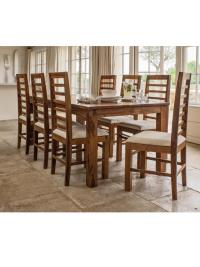 Jídelní stůl RAMI 175x90 z indického masivu palisandr