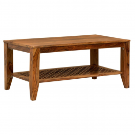 Konferenční stolík MIRA z indického masivu palisander