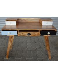 Písací stôl z indického masívu mango