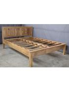 Posteľ Manu 160x200 z mangového dreva
