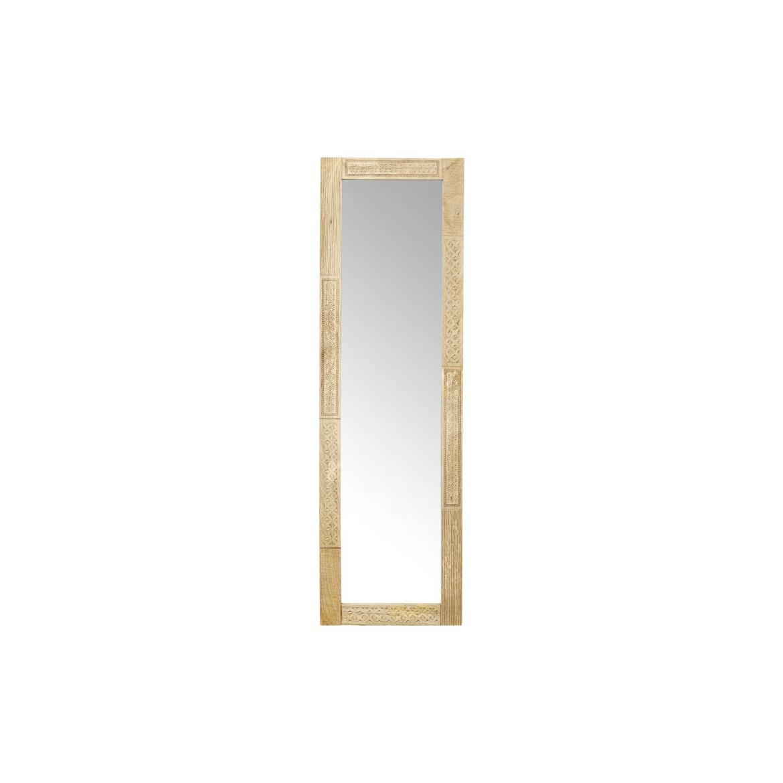 Zrkadlo Manu 170x60 z mangového dreva