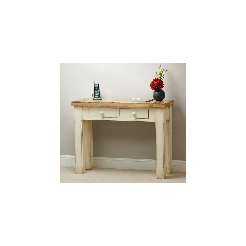 Konzolový stôl Dhari z mangového dreva