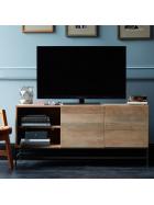 TV stolík Gita z masívu mango