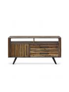 TV stolík Rustik z akáciového dreva