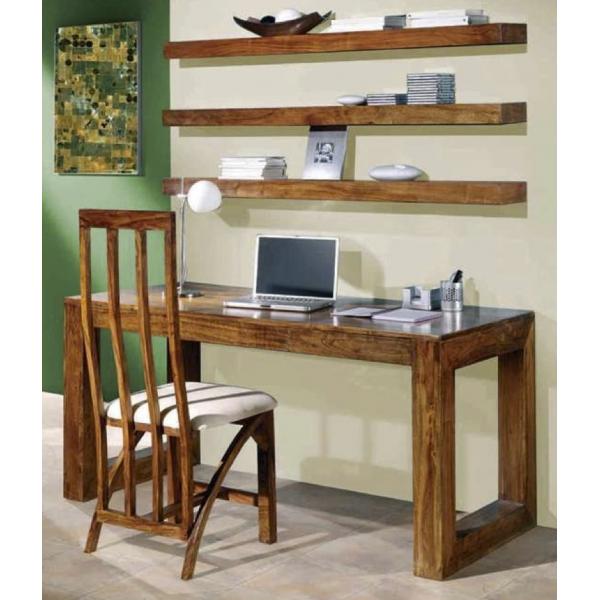 Písací stôl Tara z indického masívu palisander