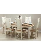 Jedálenský stôl Dhari 175x90 z mangového dreva
