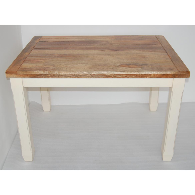 Jídelní stůl Dhari 200x90 z mangového dřeva
