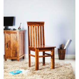 Stolička Rami z indického masívu palisander