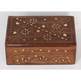 Šperkovnica z indického masívu palisander